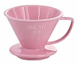 Tea/Espresso/Coffee Accessories Coffee Filter Cup Pink (101 Filter Paper) - $38.35