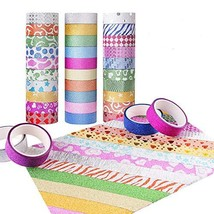Candygirl Washi Tape Set of 30 Rolls - All Girls Favorite, Great for Art... - £6.67 GBP