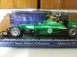 SPARK 1:43 2014 Caterham Renault CT05 Kamui Kobayashi - $131.40