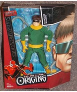 2006 Marvel Spider-Man Origins Doctor Octopus Figure New In Box Signatur... - $29.99