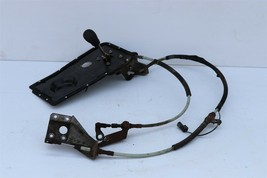 2004 Land Rover Discovery 2 II CDL Center Differential Lock Shifter Linkage  image 1