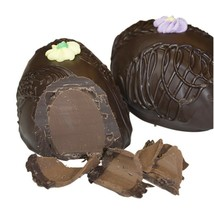 Philadelphia Candies, Raspberry Meltaway Easter Egg, Dark Chocolate, Gif... - $13.95