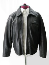 Wilsons leather jacket coat high quality Moto Wear Size L - $185.87