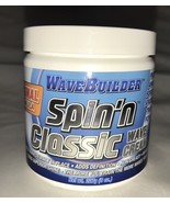 WAVE BUILDER SPIN 'N CLASSIC WAVE CREAM HOLD WAVES FIRMLY IN PLACE FOR M... - $5.69