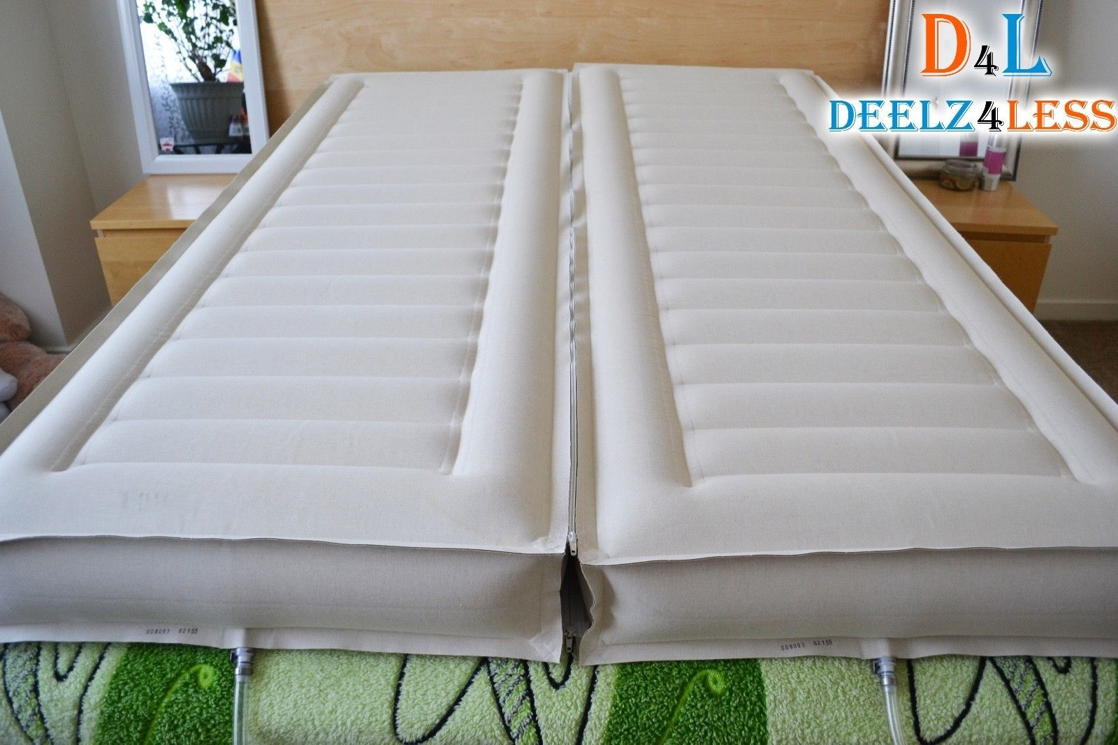 Used 2 Select Comfort Sleep Number Air Bed Chamber