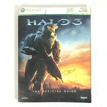 2007 Prima Official Game Guide Paperback Book Halo 3 Strategy Guide XBox 360 MSN - $9.61