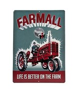 Open Road Brands Farmall-IH Signs Farmall Life is Better - $18.73
