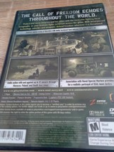 Sony PS2 SOCOM 3: US Navy Seals (no manual) image 2