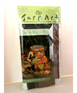 Ball Jar Art Forest Finds Craft Kit Nature Leaves Fall Autumn Creative F... - $9.41