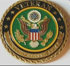 Army Veteran Challenge Coin #1101 - $20.49