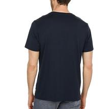 Men's Psycho Bunny Short Sleeve Tee Newbold Graphic Tee Logo Navy T-Shirt image 2