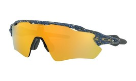 Oakley Radar EV Path OO9208-7838 Sunglasses - Splatter Poseidon/24k Iridium - $134.95