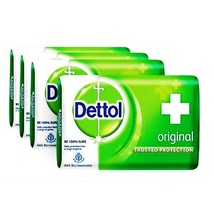 Dettol Orignal Soap Trusted Protection for Family Orignal 75 gm x 12 pack - $34.18