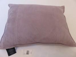 Ralph Lauren Reydon suede deco pillow Park Aveue $255 NWT - $142.45