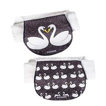Lovely Washcloths Mat 2 Pcs Soft Cotton Gauze Towels Baby Sweat Absorbent Towels