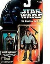 STAR WARS The Power Of The Force LANDO CALRISSIAN 3.75-Inch Action Figur... - $14.85