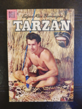 Edgar Rice Burroughs Tarzan Comic Book 1957 Vol.1 No.89 Dell February - $26.99