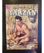 Edgar Rice Burroughs Tarzan Comic Book 1957 Vol.1 No.89 Dell February - $26.99