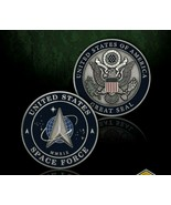 """UNITED STATES SPACE FORCE ARMED FORCES 1.75"""" CHALLENGE COIN - $18.04"""