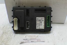 2014 Nissan Altima Body Control Module BCM BCU 284B29HM1A Unit 233 9N4 - $29.69