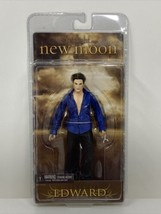 NECA Twilight New Moon Edward Cullen Action Figure Movie Collectible - $22.76