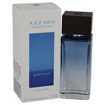 Azzaro Solarissimo Marettimo by Azzaro Eau De Toilette Spray 2.5 oz for Men - $39.97