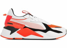 b5f59732e6b2 Mens Puma RS-X Reinvention Puma White Red Blast 369579-02 -  149.99