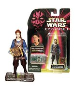Phantom Menace Star Wars Year 1998 The Series 4 Inch Tall Figure - PADME... - £25.22 GBP