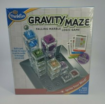ThinkFun Gravity Maze Marble Run Logic Game and STEM Toy for Boys and Gi... - $34.99