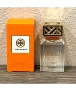 Tory Burch (ORIGINAL) Eau De Parfum EDP Mini Splash .24oz /7ml NEW IN BOX - $12.90