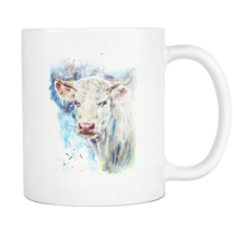 Cow painting mug - $16.95