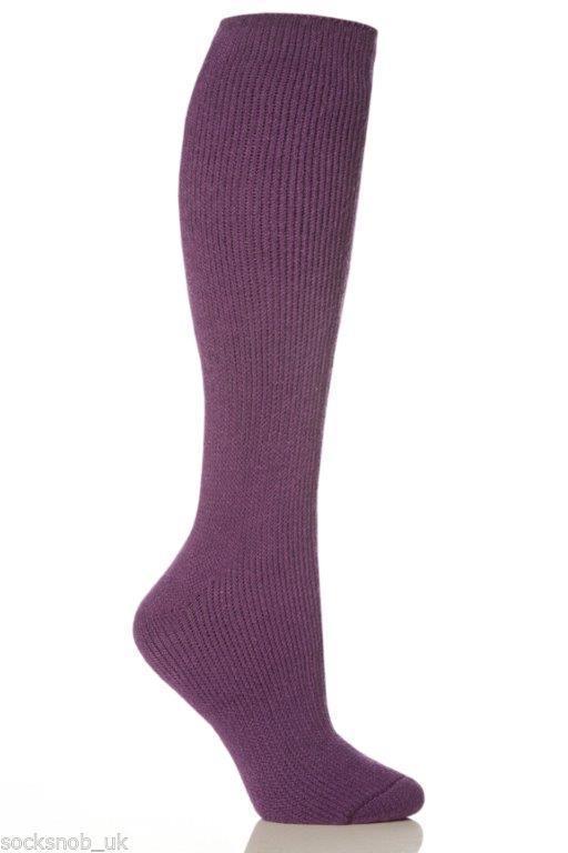 Heat Holders, Women's Long Length Knee HighThermal Socks 4-8 uk,37-42 eu,5-9 usa