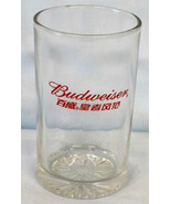 Budweiser 6 oz Beer Glass from China - $14.74