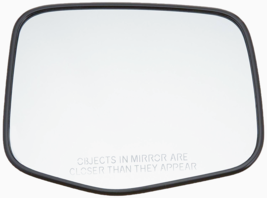 Heated Side Mirror Glass w/ Holder Right Pass Convex OEM for 11-13  Odyssey - $35.59