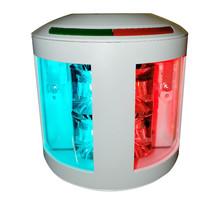 Aqua Signal Series 43 Bi-Color Side Mount Light - 12V/24V - White Housing [43101 - $270.41