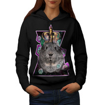 Hamster King Beast Animal Sweatshirt Hoody Animal King Women Hoodie - $21.99+