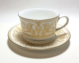 Royal Worcester Hyde Park Tea Cup & Saucer Set s - $6.91