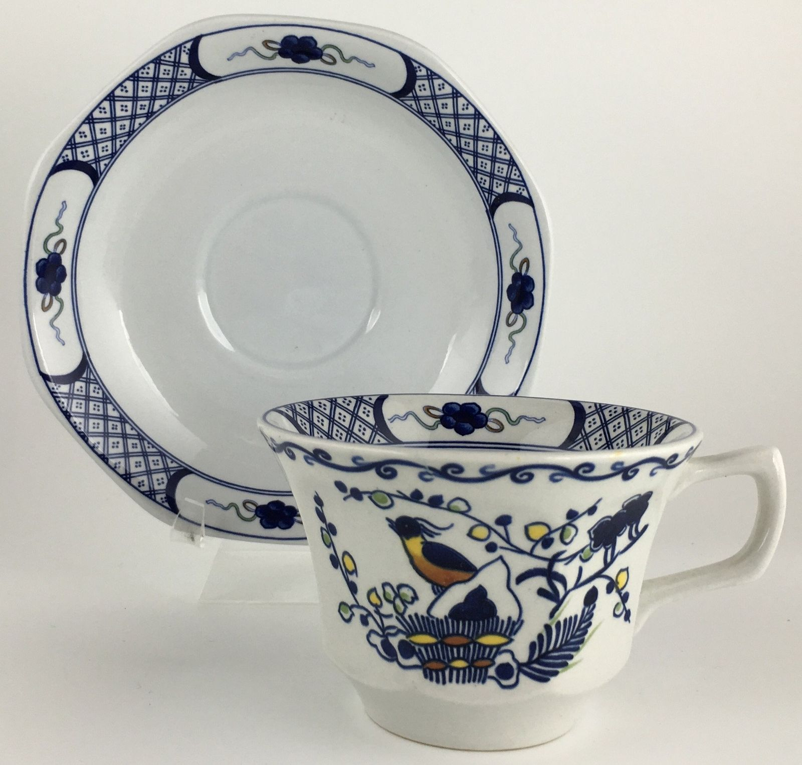 Primary image for Wedgwood Volendam Cup & saucer