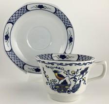 Wedgwood Volendam Cup & saucer - $12.00