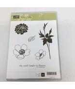 Fabulous Florets 123027: Stampin' Up Stamp Kit Unused - $12.19
