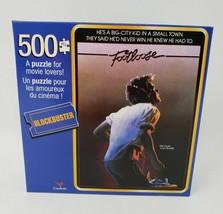 Cardinal Blockbuster 500 Pc Jigsaw Puzzle - New - Footloose - $14.99