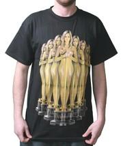 T. I. T. S. Uomo Nero o Bianco Award Vincitore Trophy Wife T-Shirt Nwt