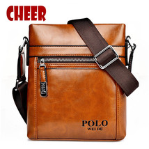Fashion male bag shoulder messenger bags men Ar... - $59.92
