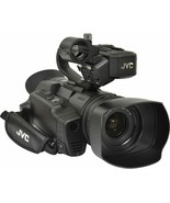 JVC - GY-HM250U - UHD 4K Streaming Camcorder with Built-in Lower-Thirds ... - $2,177.95