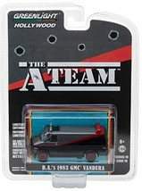 Greenlight 44790B 1:64 Hollywood Series 19-The a-Team-1983 Gmc Vandura D... - $12.04