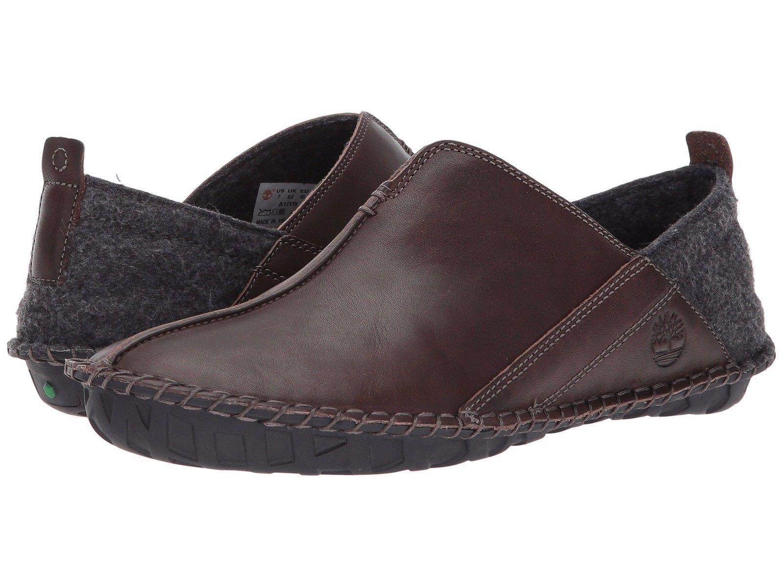 102ded25a6 Men's Timberland FRONT COUNTRY LOUNGER SLIP-ON SHOES, TB0A1IYR A66 Sizes  8-13