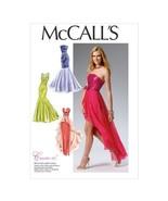 McCall's Patterns MC 6838 A5 6/ 8/ 10/ 12/ 14 Sewing Patterns, Multi-Col... - $14.21