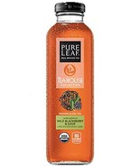 Pure Leaf Tea House Collection, 14 OZ, Glass Bottle (Wild Blackberry & S... - $43.53