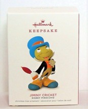 2018 Hallmark Limited Edition Jiminy Cricket Disney Pinocchio Christmas ... - $31.90