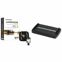 Humminbird LakeMaster Great Lakes Edition Digital GPS Lake Maps, Micro S... - $123.74